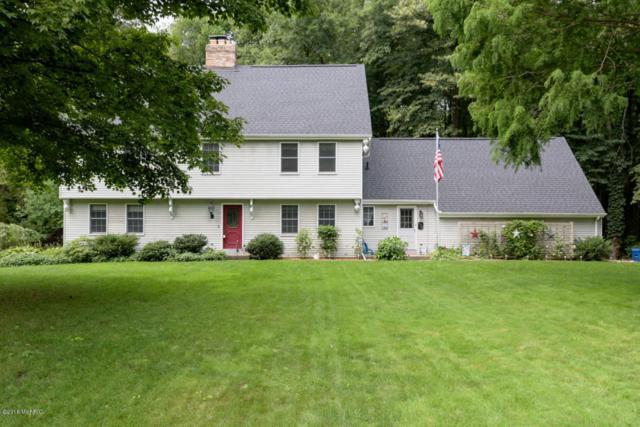 436 Midlakes Boulevard, Plainwell, MI 49080 (MLS #18040240) :: Matt Mulder Home Selling Team