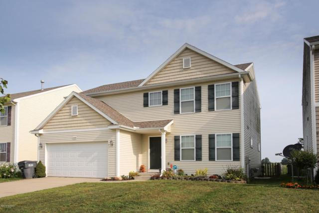 1300 Gardner Pond Lane, Vicksburg, MI 49097 (MLS #18040273) :: Matt Mulder Home Selling Team