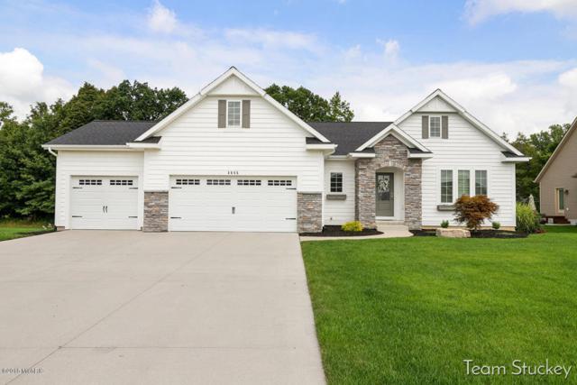 3655 Bryce Drive, Hudsonville, MI 49426 (MLS #18040533) :: Matt Mulder Home Selling Team