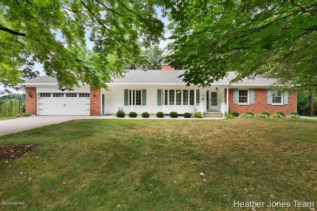 623 S Nelson Street, Greenville, MI 48838 (MLS #18040537) :: Matt Mulder Home Selling Team
