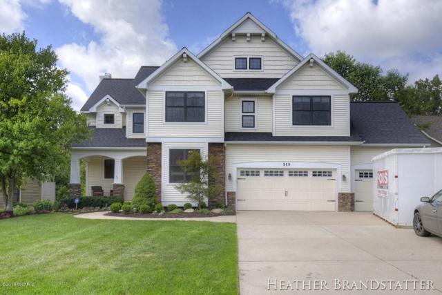 519 Village Springs Drive SE, Ada, MI 49301 (MLS #18040541) :: Matt Mulder Home Selling Team