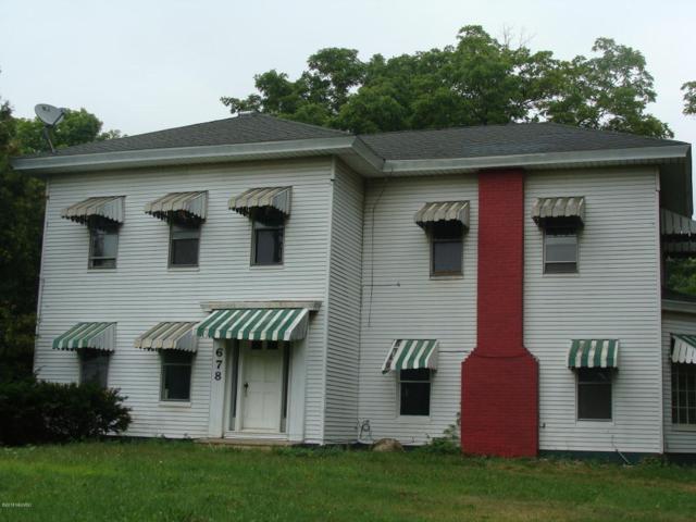 678 N State Road, Ionia, MI 48846 (MLS #18040613) :: Carlson Realtors & Development
