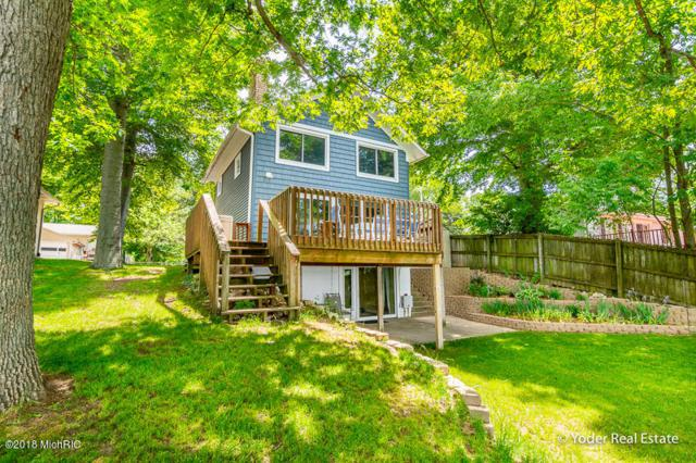 1075 Wall Lake Drive, Delton, MI 49046 (MLS #18041313) :: Carlson Realtors & Development