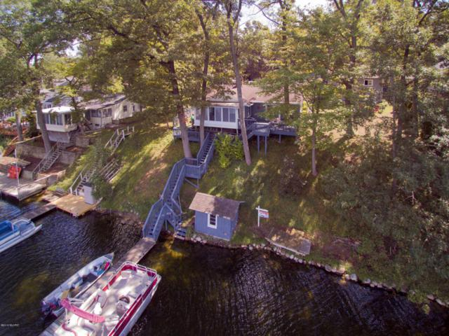 7410 S Crooked Lake Drive, Delton, MI 49046 (MLS #18041851) :: JH Realty Partners