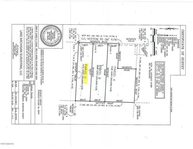 0 Nestrom Road Parcel C, Whitehall, MI 49461 (MLS #18042017) :: Carlson Realtors & Development