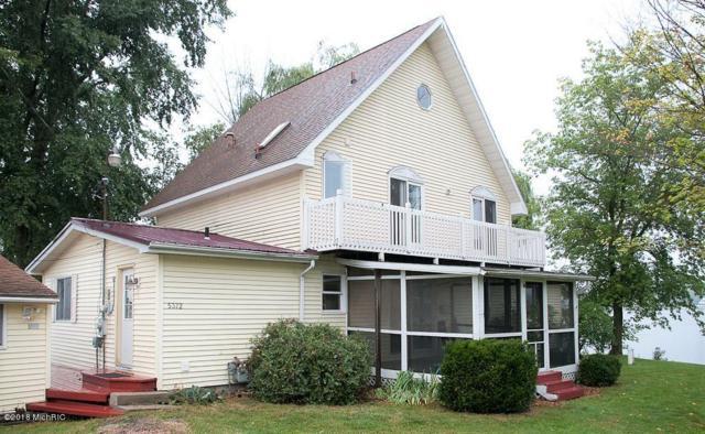 5372 Lake Shore Drive, Weidman, MI 48893 (MLS #18042058) :: Carlson Realtors & Development