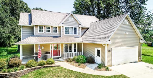 615 Pine Hills Lane, Benton Harbor, MI 49022 (MLS #18042085) :: JH Realty Partners