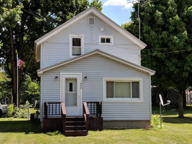 422 N Abbott Street, Carson City, MI 48811 (MLS #18042205) :: JH Realty Partners