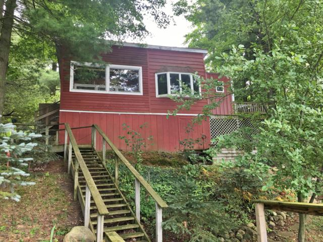 299 Negaunee Lake Drive, Evart, MI 49631 (MLS #18042495) :: JH Realty Partners