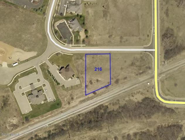 216 Winston Drive Drive, Marshall, MI 49068 (MLS #18042698) :: Carlson Realtors & Development