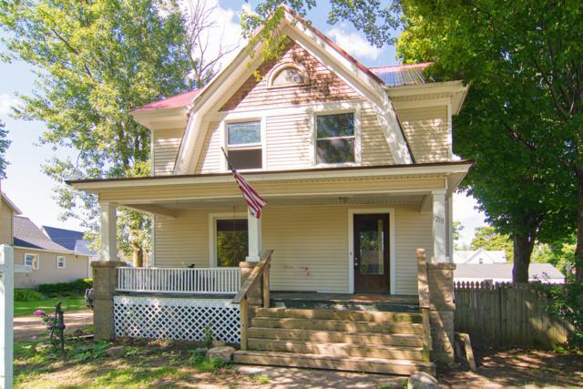 219 Cherry Street Street, Hopkins, MI 49328 (MLS #18042947) :: Deb Stevenson Group - Greenridge Realty