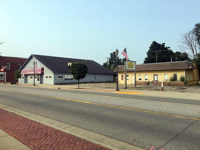 116-120 S State Street, Gobles, MI 49055 (MLS #18043113) :: Keller Williams RiverTown