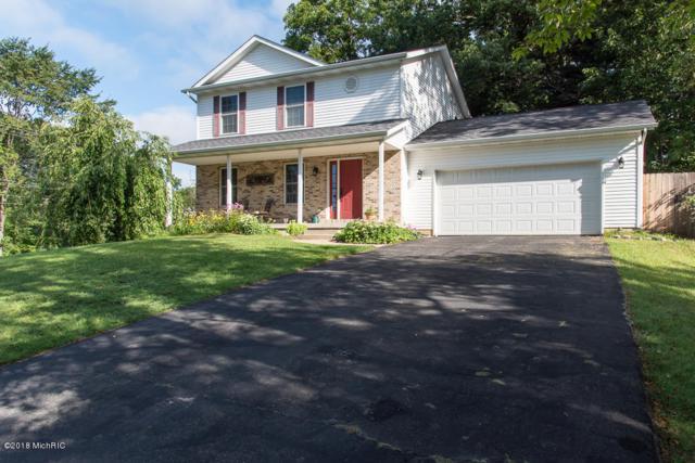 5 Oak Leaf Lane, Battle Creek, MI 49017 (MLS #18043136) :: Carlson Realtors & Development