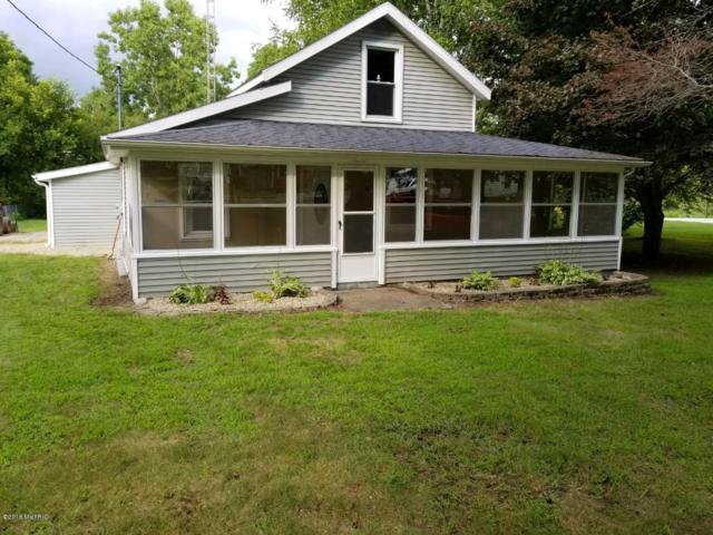 220 Murphy Street, Jonesville, MI 49250 (MLS #18043275) :: Carlson Realtors & Development