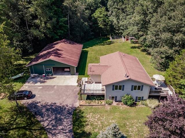 7307 Peck Lake Road, Saranac, MI 48881 (MLS #18043352) :: JH Realty Partners