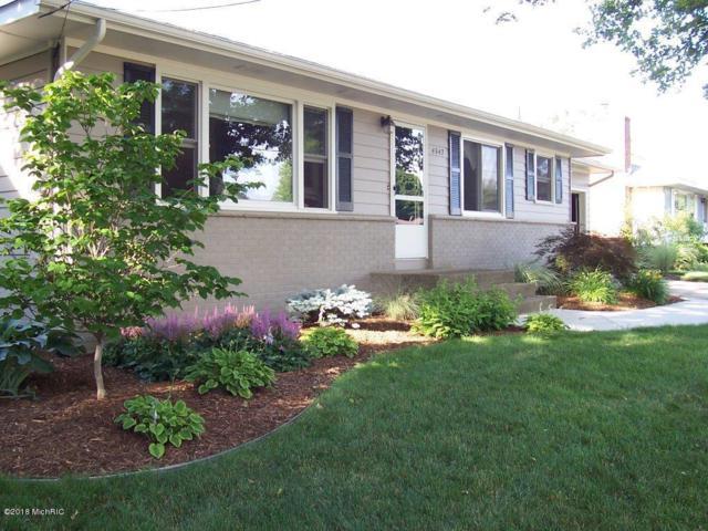 4547 Billmar Street SW, Grandville, MI 49418 (MLS #18043460) :: Carlson Realtors & Development