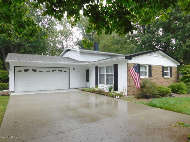 12 Parsons Court, Coldwater, MI 49036 (MLS #18043628) :: JH Realty Partners