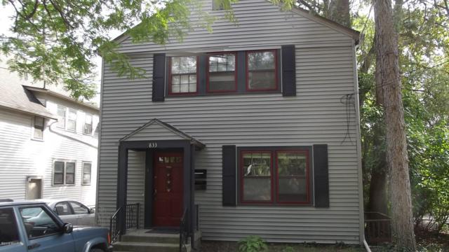 829 & 833 Miller Avenue, Ann Arbor, MI 48103 (MLS #18043629) :: Deb Stevenson Group - Greenridge Realty