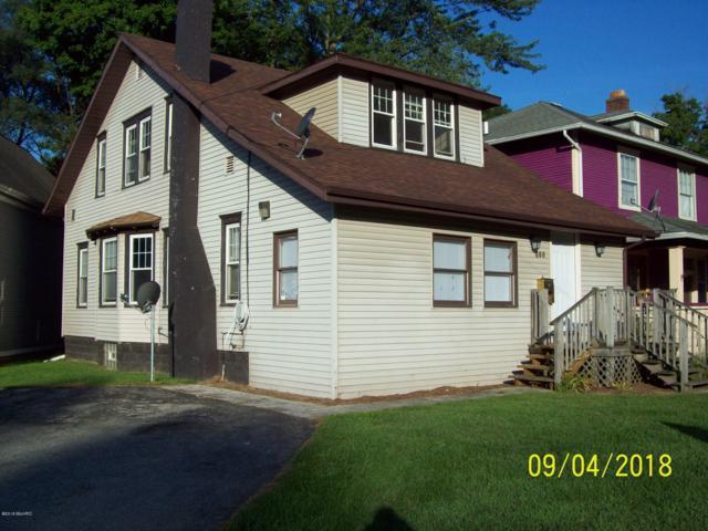 660 Pipestone Street, Benton Harbor, MI 49022 (MLS #18043715) :: Carlson Realtors & Development