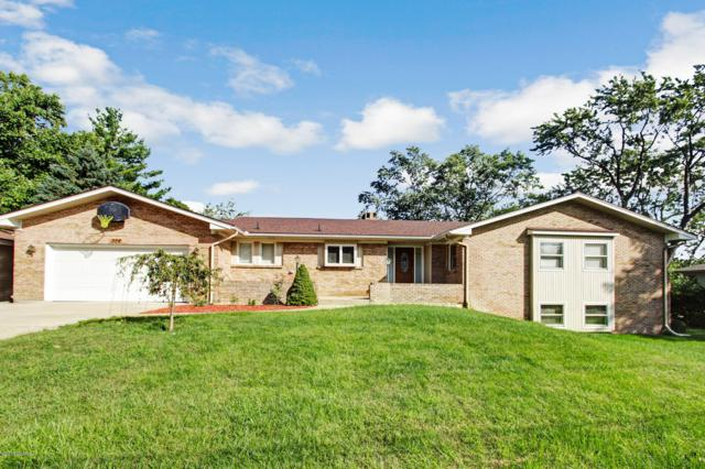 954 Paradise Lake Drive SE, Grand Rapids, MI 49546 (MLS #18044132) :: JH Realty Partners