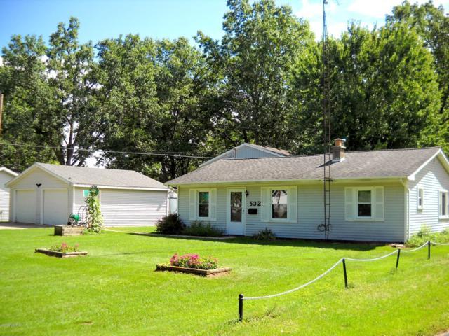 532 W Pettibone Drive, Bitely, MI 49309 (MLS #18044180) :: Deb Stevenson Group - Greenridge Realty