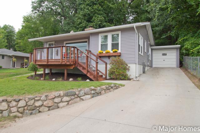 8639 Brower Lake Drive NE, Rockford, MI 49341 (MLS #18044193) :: JH Realty Partners