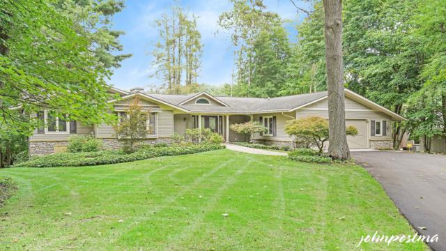 7375 Thornapple Pines Drive SE, Grand Rapids, MI 49546 (MLS #18044397) :: JH Realty Partners