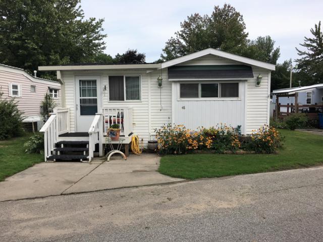 927 W Lake Dr Drive Lot 48, Fremont, MI 49412 (MLS #18044663) :: Deb Stevenson Group - Greenridge Realty