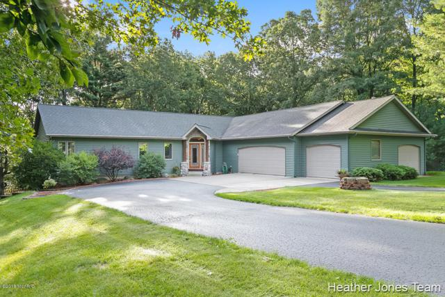 7151 Timber View Drive, Greenville, MI 48838 (MLS #18044777) :: JH Realty Partners