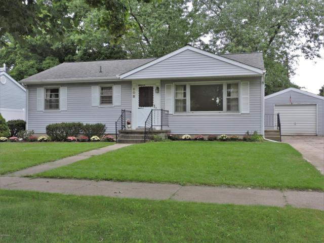 608 Lilac Avenue, Big Rapids, MI 49307 (MLS #18044889) :: Carlson Realtors & Development
