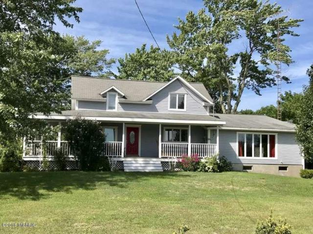 483 N Dennis Road, Ludington, MI 49431 (MLS #18044924) :: Carlson Realtors & Development