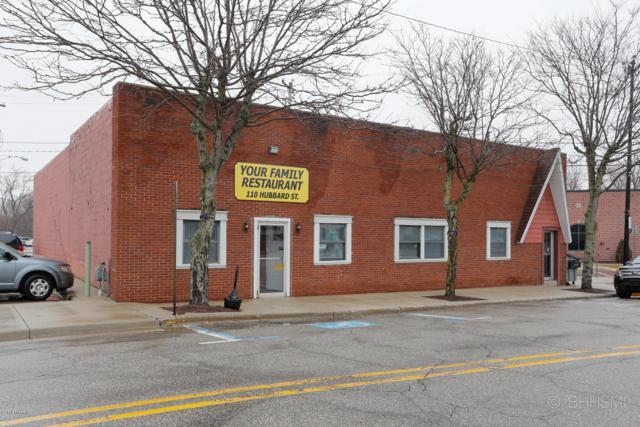 110 Hubbard Street, Allegan, MI 49010 (MLS #18045275) :: JH Realty Partners
