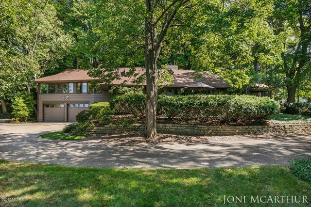 441 E Baldwin Lake Drive, Greenville, MI 48838 (MLS #18045363) :: Carlson Realtors & Development