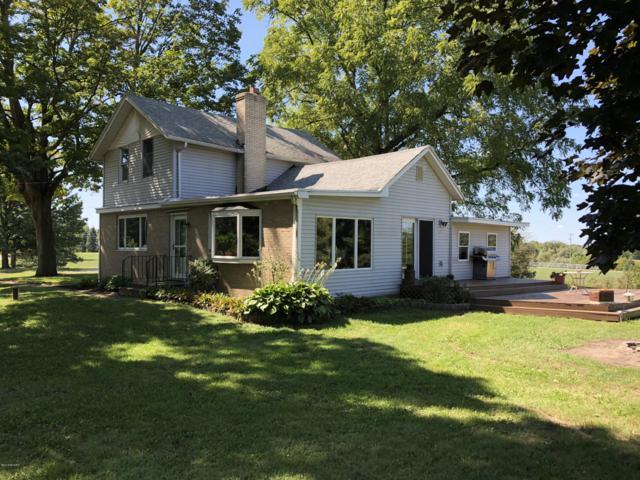 6932 Marshall Road, Olivet, MI 49076 (MLS #18045490) :: Carlson Realtors & Development