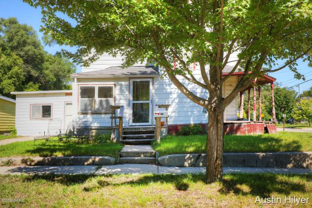 403 N Bridge Street, Belding, MI 48809 (MLS #18045508) :: JH Realty Partners