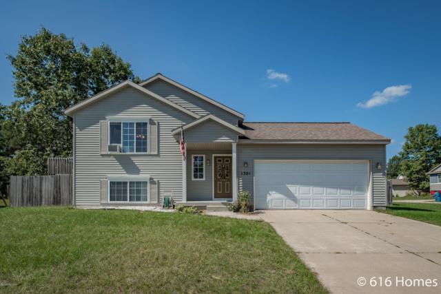 1301 Cedarwood Street, Greenville, MI 48838 (MLS #18045513) :: Carlson Realtors & Development
