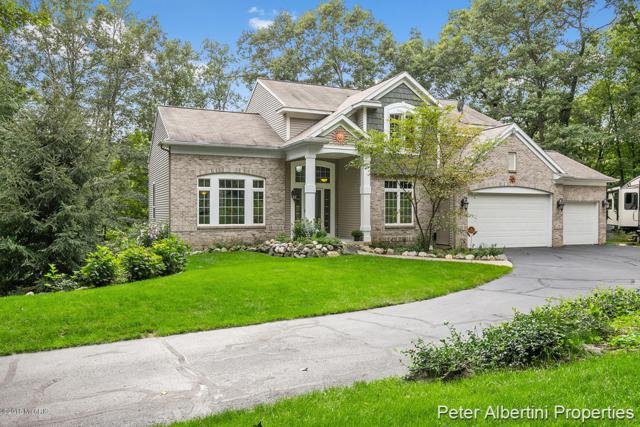 3511 Golden Ridge NE, Rockford, MI 49341 (MLS #18045684) :: Carlson Realtors & Development