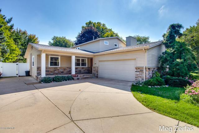 1730 Vesta Lane SE, East Grand Rapids, MI 49506 (MLS #18045823) :: Carlson Realtors & Development