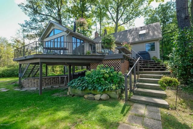9186 Lakeview Drive, Delton, MI 49046 (MLS #18045915) :: JH Realty Partners