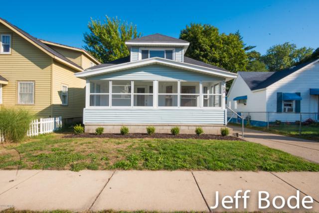1123 Joosten Street SW, Wyoming, MI 49509 (MLS #18045931) :: Carlson Realtors & Development