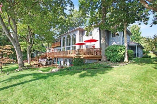 462 E Gull Lake Drive, Augusta, MI 49012 (MLS #18046052) :: Carlson Realtors & Development