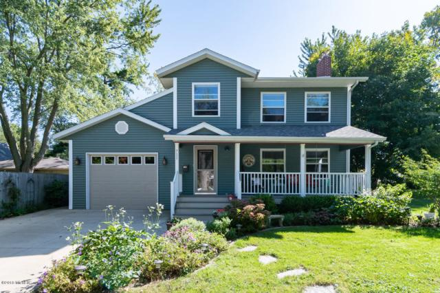 711 Indiana Avenue, South Haven, MI 49090 (MLS #18046245) :: JH Realty Partners