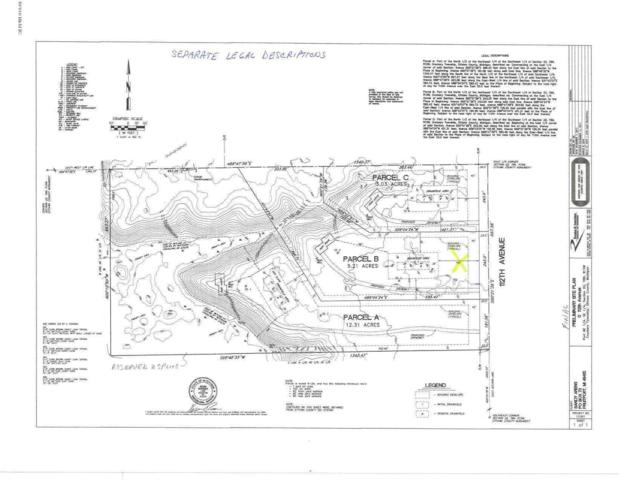 VL 112th Avenue Parcel B, Nunica, MI 49448 (MLS #18046293) :: JH Realty Partners
