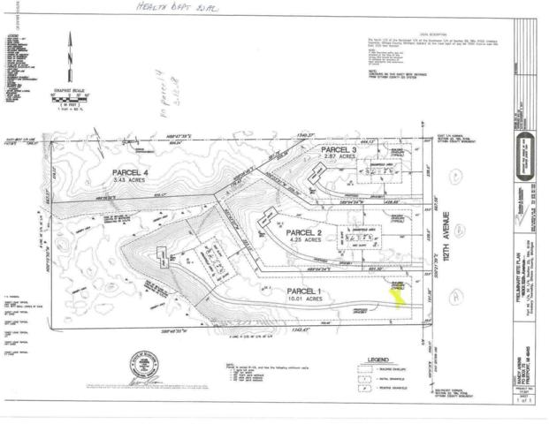 VL 112th Avenue Parcel A, Nunica, MI 49448 (MLS #18046302) :: JH Realty Partners
