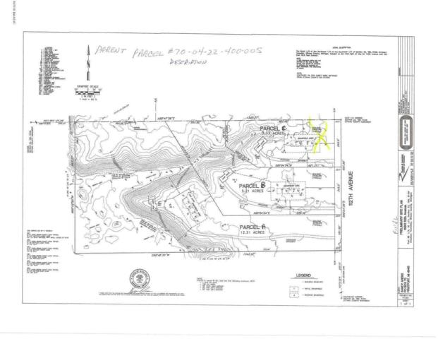 VL 112th Avenue Parcel C, Nunica, MI 49448 (MLS #18046317) :: JH Realty Partners