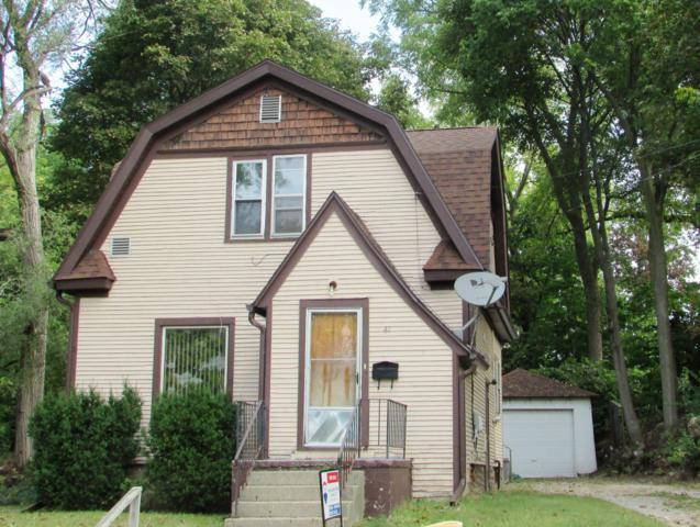 41 Corwin Street, Battle Creek, MI 49014 (MLS #18046474) :: JH Realty Partners