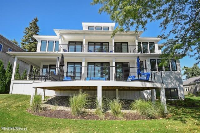 26 Grand Boulevard, South Haven, MI 49090 (MLS #18046622) :: JH Realty Partners