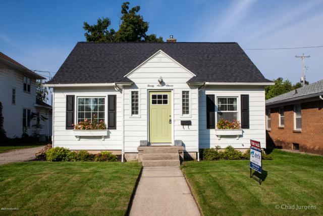2711 Byron Center Avenue SW, Wyoming, MI 49519 (MLS #18046652) :: JH Realty Partners