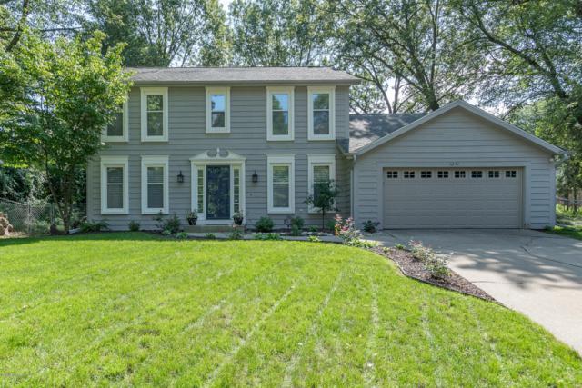 1231 Cobblestone Lane, Portage, MI 49024 (MLS #18046753) :: JH Realty Partners