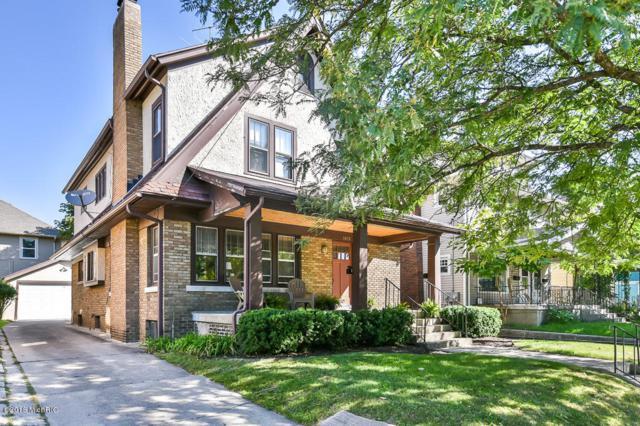 1621 Wealthy Street SE, East Grand Rapids, MI 49506 (MLS #18046842) :: JH Realty Partners